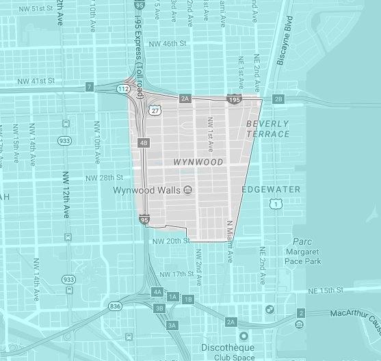 Wynwood-map priveast