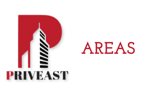 Areas Priveast